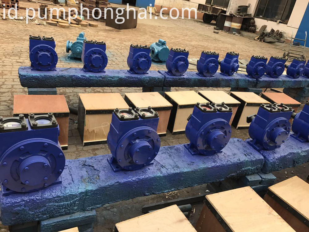 Vane Type Oil Transfer Pumps