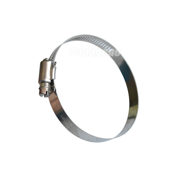 Standard and High Quality German Style Hose Clamp