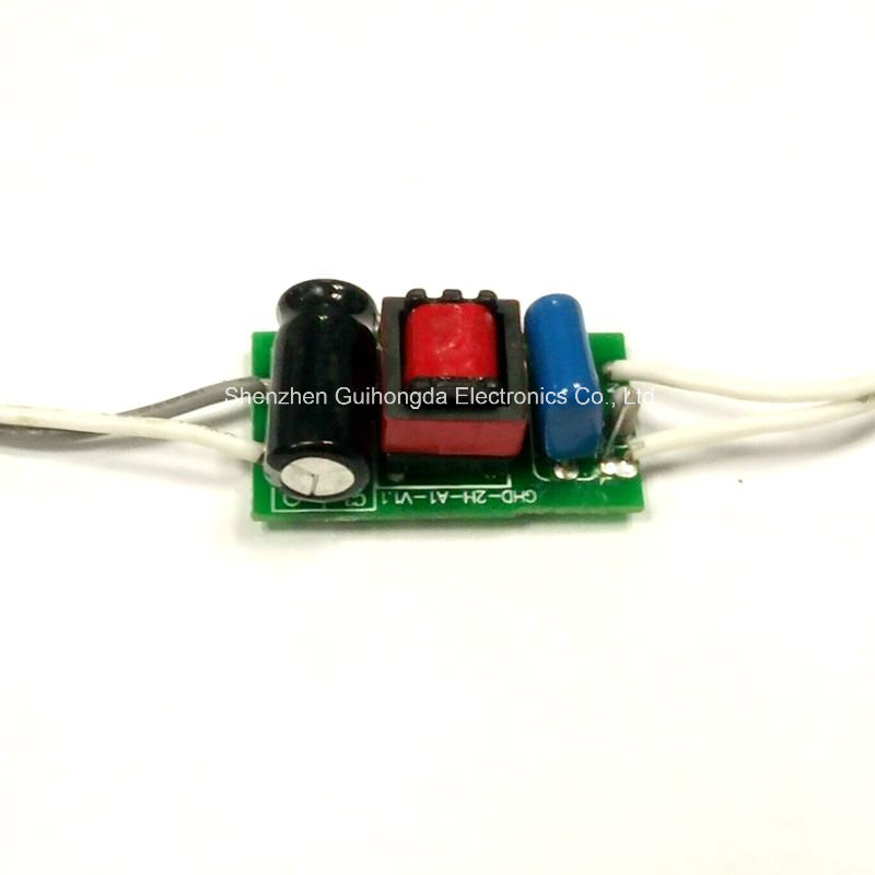 High Quality Hpf PF> 0.9 LED Driver for 12W Bulb Light