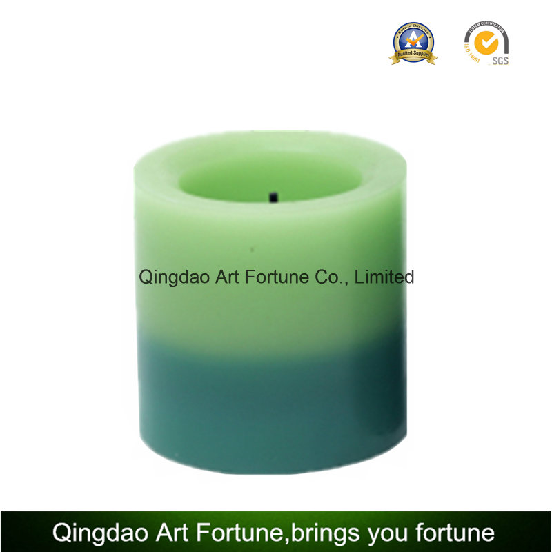 Flameless Layed LED Candle --Fake Wick