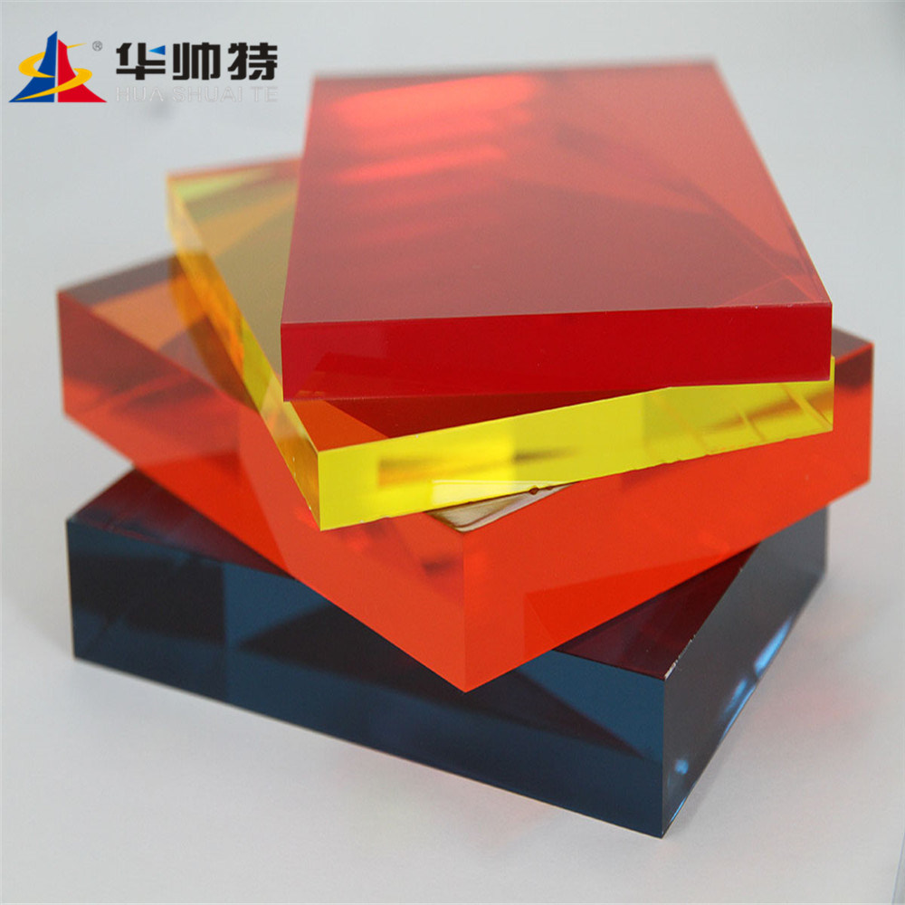Low Price Decorative Wall Covering Acrylic Panels for Roofing