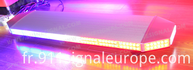 Double Dual Layer LED Warning Police Lightbar (L2100)