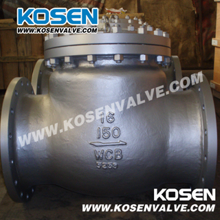 BS1868 Flange Swing Check Valves