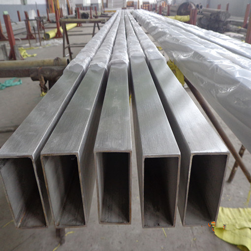Stainless Steel Square Tube Tp316L
