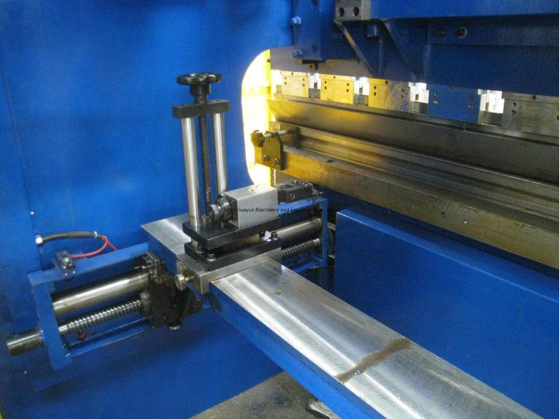 WC67Y-125X4000 Hydraulic Steel Plate Bending Machine/hydralic press brake