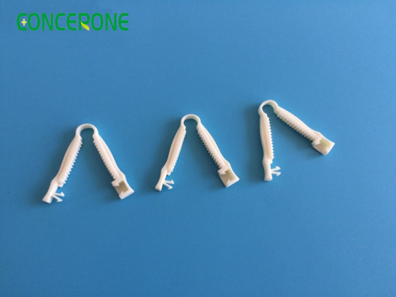 Colorful Sterile Umbilical Cord Clamp for Newborn Baby