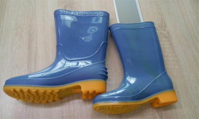 Automatic Two Color PVC Rain Boot Shoes Making Machine