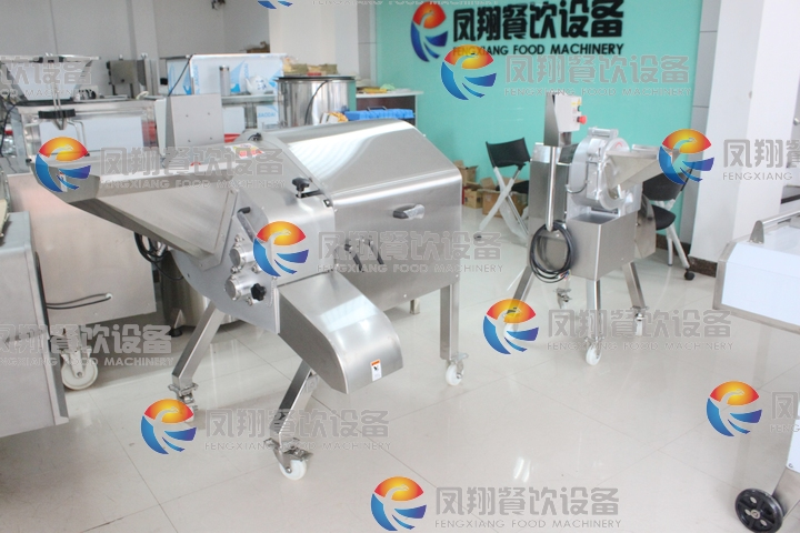 Tuber Fleeceflower Root Dicing Machine