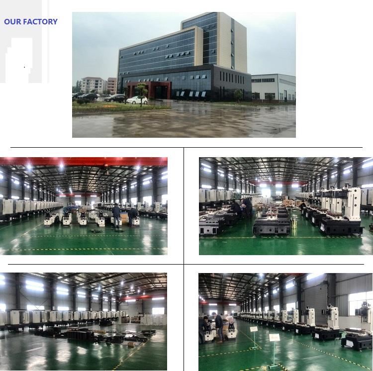 High Accuracy Horizontal CNC Turning Center BS205