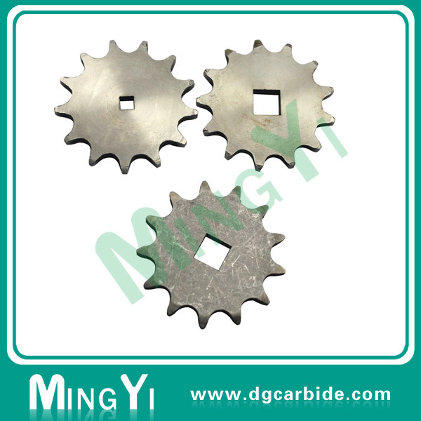 Customized Piercing Stainless Steel Saw Tooth Blade