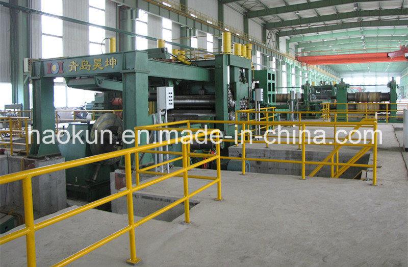 Slitting Machine Longitudinal Shearing Production Line