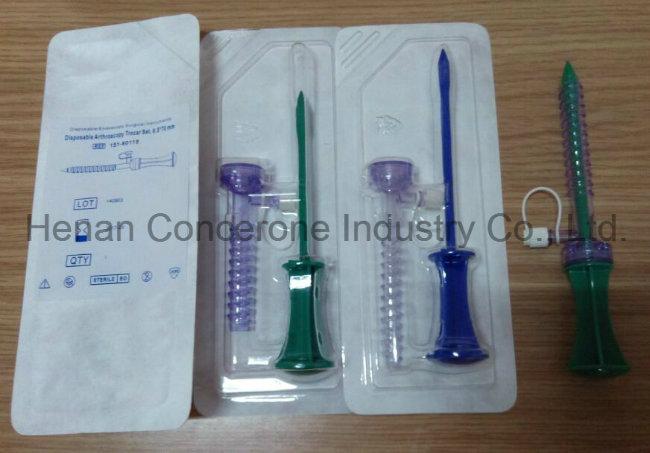 Medical Disposable Arthroscopy Trocar Set