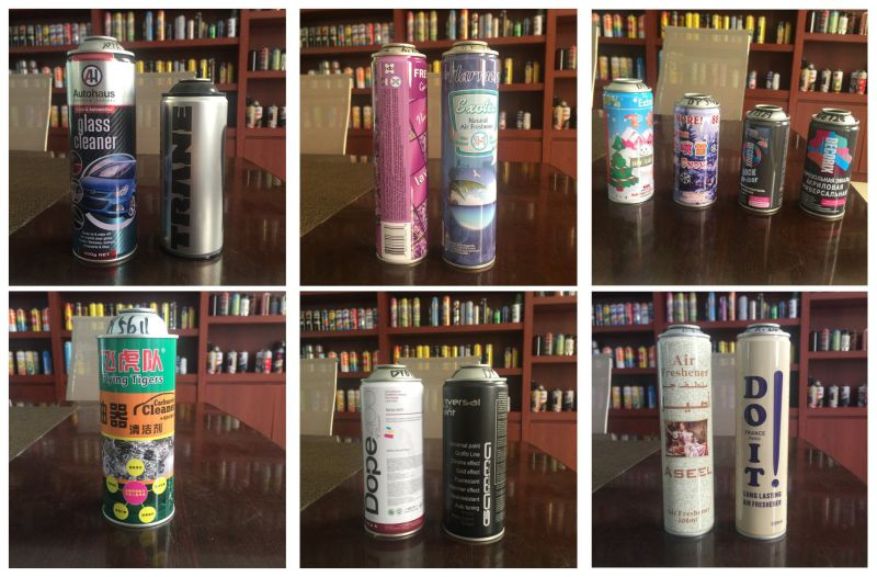 Aerosol Can for Insectiside or Airfreshener