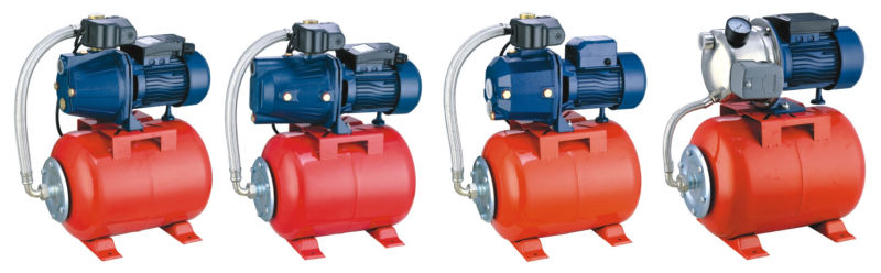 Chimp Aujet-100s 1HP Self-Priming Auto Electric Jet Water Pump