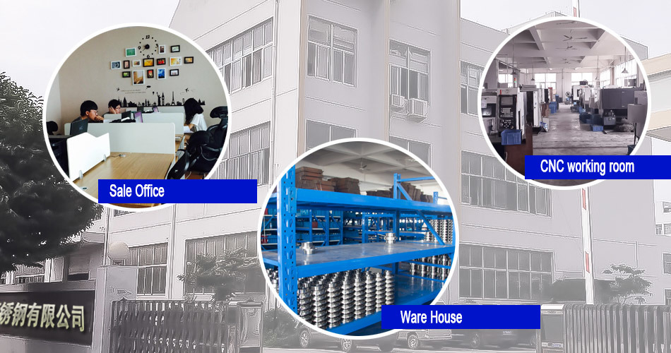 Round/Square Sanitary Stainless Steel Tube Ss304/316L