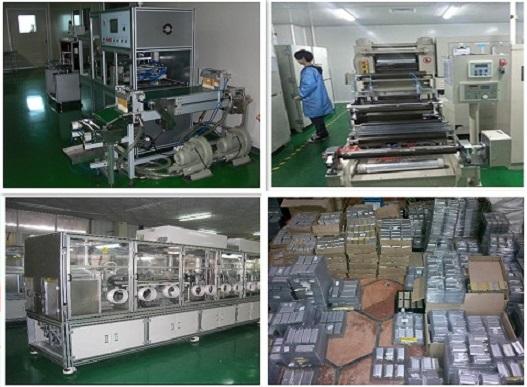 1200mAh 3.7V Li-Polymer Battery Li-ion Battery 503759