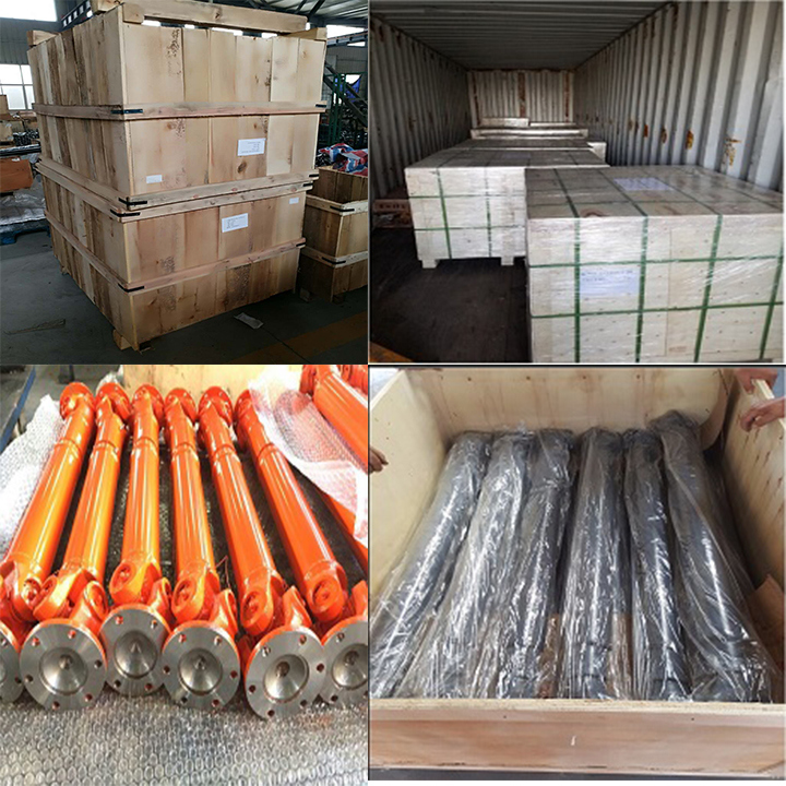 Propeller Cardan Shaft for Rolling Mill