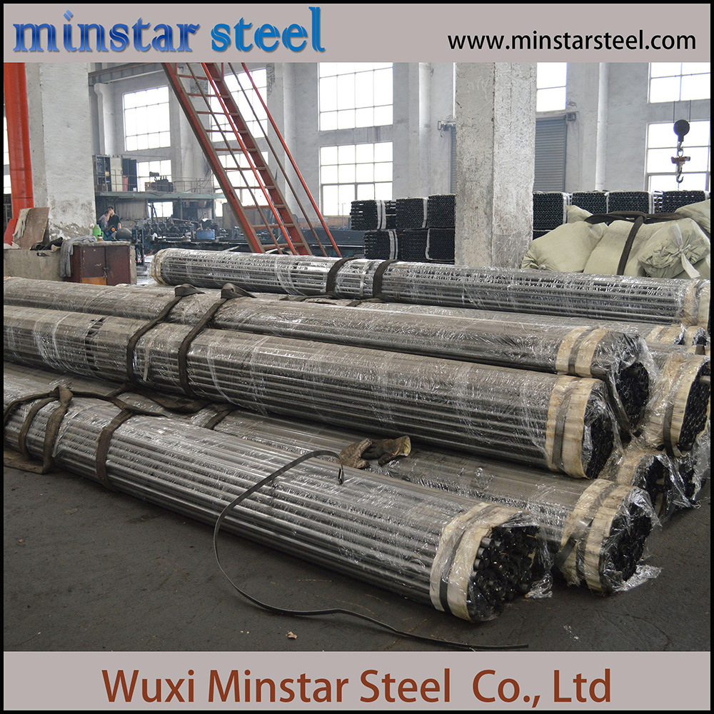 Heavy Wall Low Price Low Carbon Seamless Steel Pipe / Tube