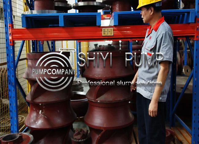 Fgd Centrifugal Slurry Pump Power Generation