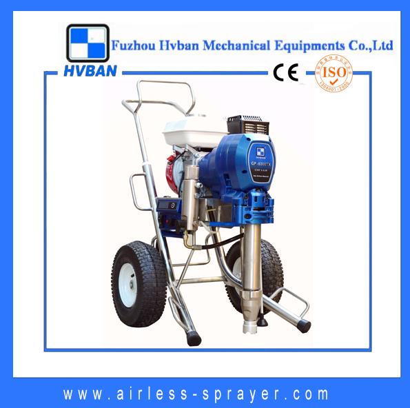 Gas Engine Piston Pump Power Spraying Machine