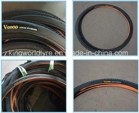 White Color Bicycle Tyre for Sale