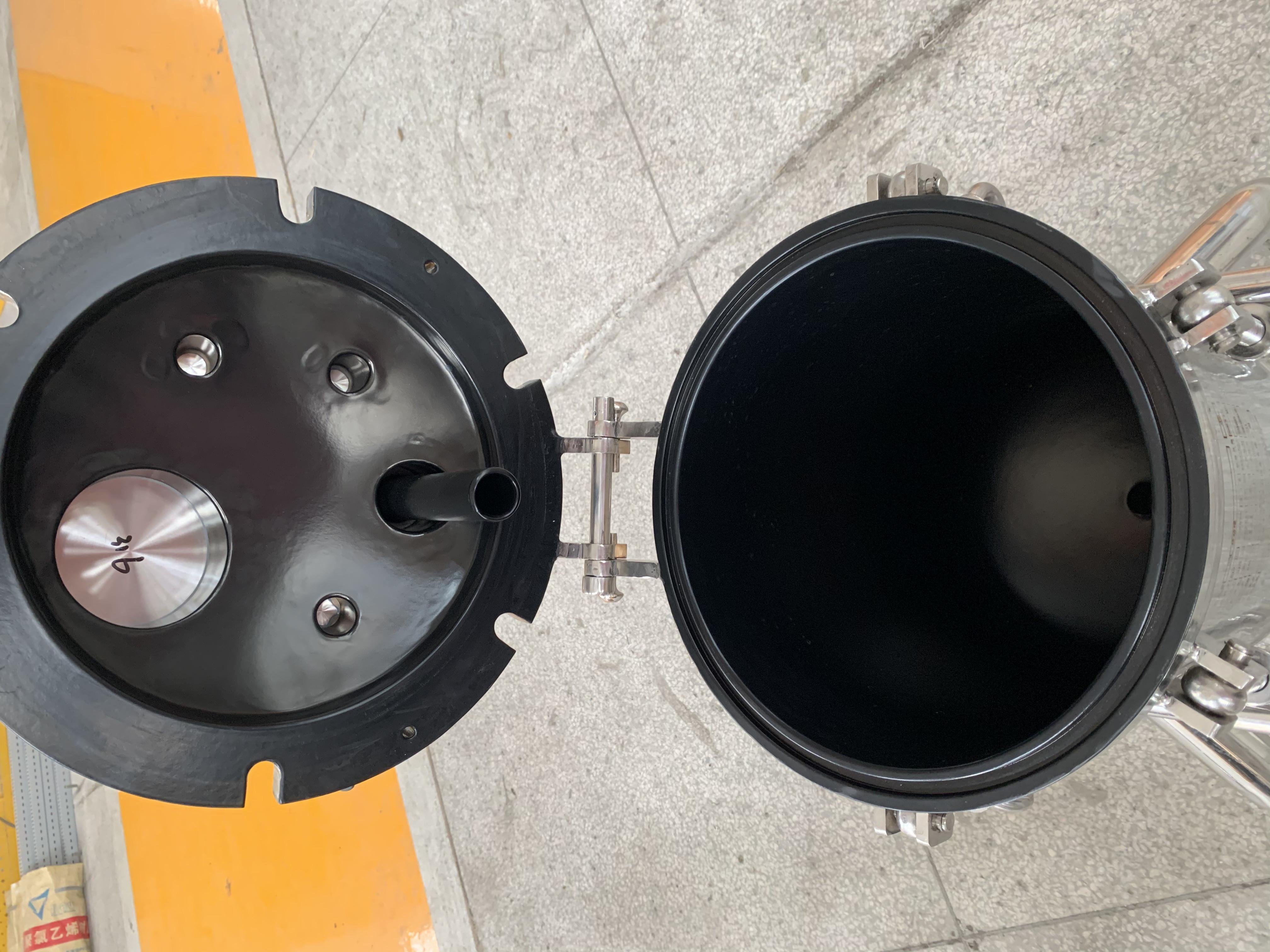 Standard Pressure Vessel Storage Tank