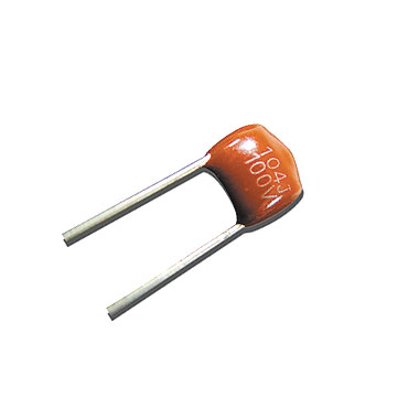 Topmay Miniature Metallized Polyester Film Capacitor