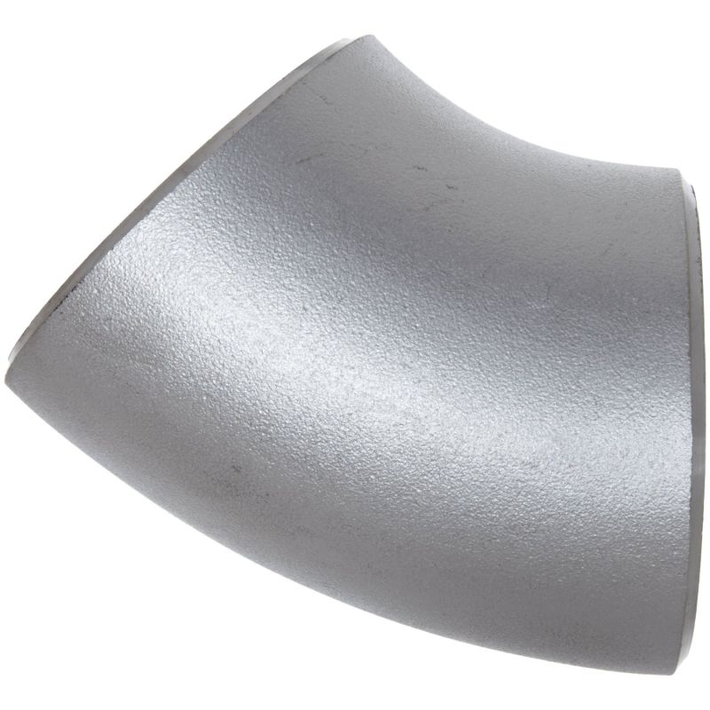 45 Degree Lr Elbow Stainless Steel Fittings