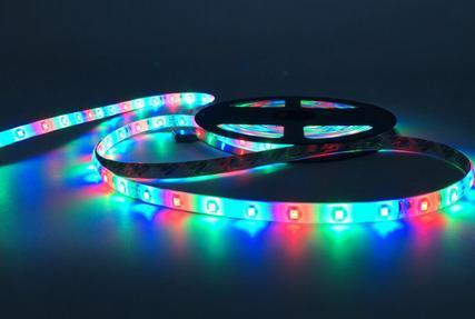 5730 60LED 10mm 12V 24W 5m/Reel White LED Flexible Strip