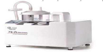 7e-a Medical Portable Phlegm Suction Unit