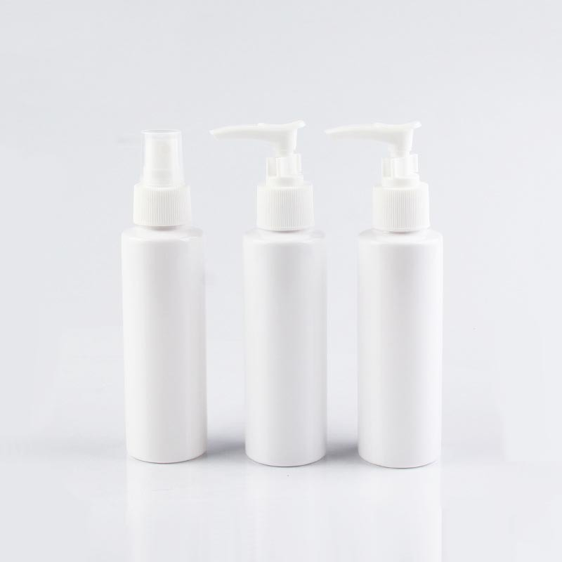Cosmetic Pet Bottle Screen Printing Surface Handling and Personal Care Pet Bottle (PB06)