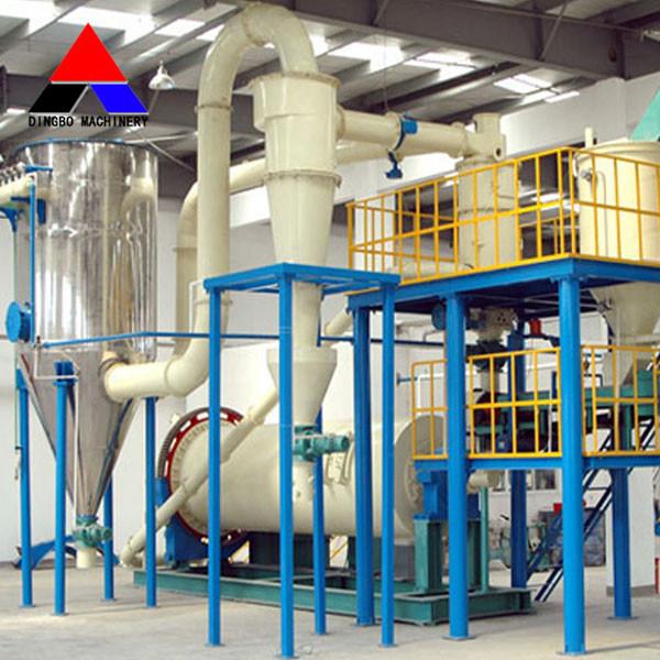 Lifelong Services and Energy-Saving Small Ball Mill