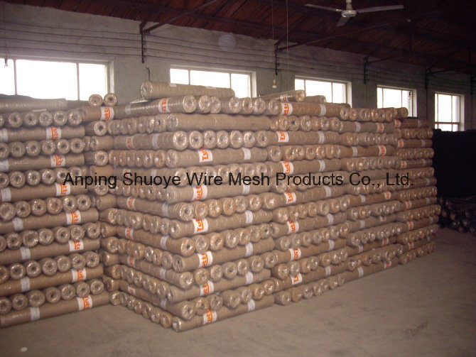 Electro Galvanized Hexagonal Wire Mesh From China Factory