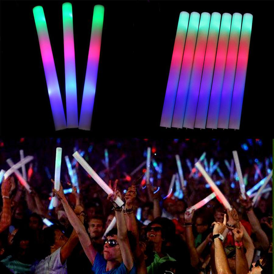 Wholesale Promotional LED Foam Stick for Party