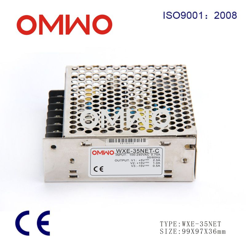 Wxe-35net-C High Quality Switch Power Supply