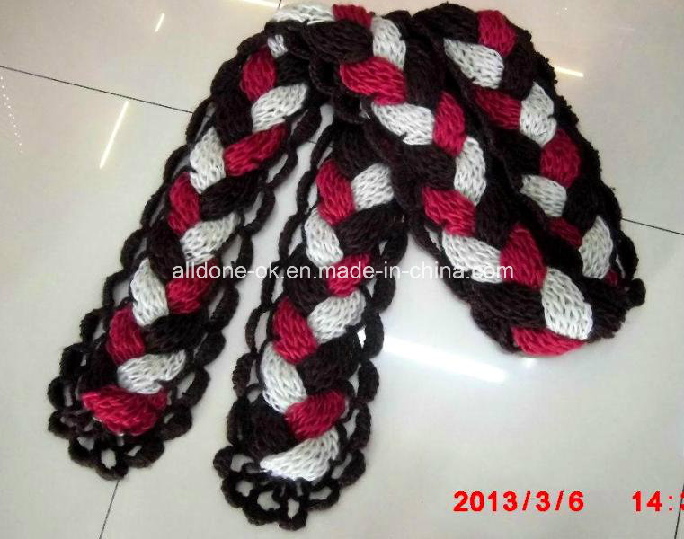 Design Custom Made to Order Hand Crocheted Knitted Scarves Shawls