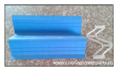 S Shape Blade Type Cooling Tower Drift Eliminator