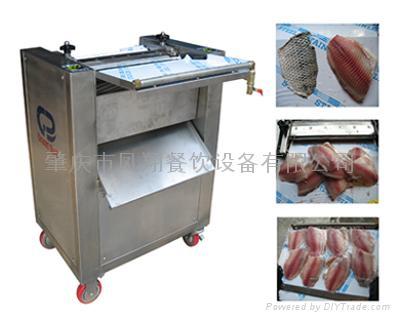 Skin Peeling Machine for Big Fish