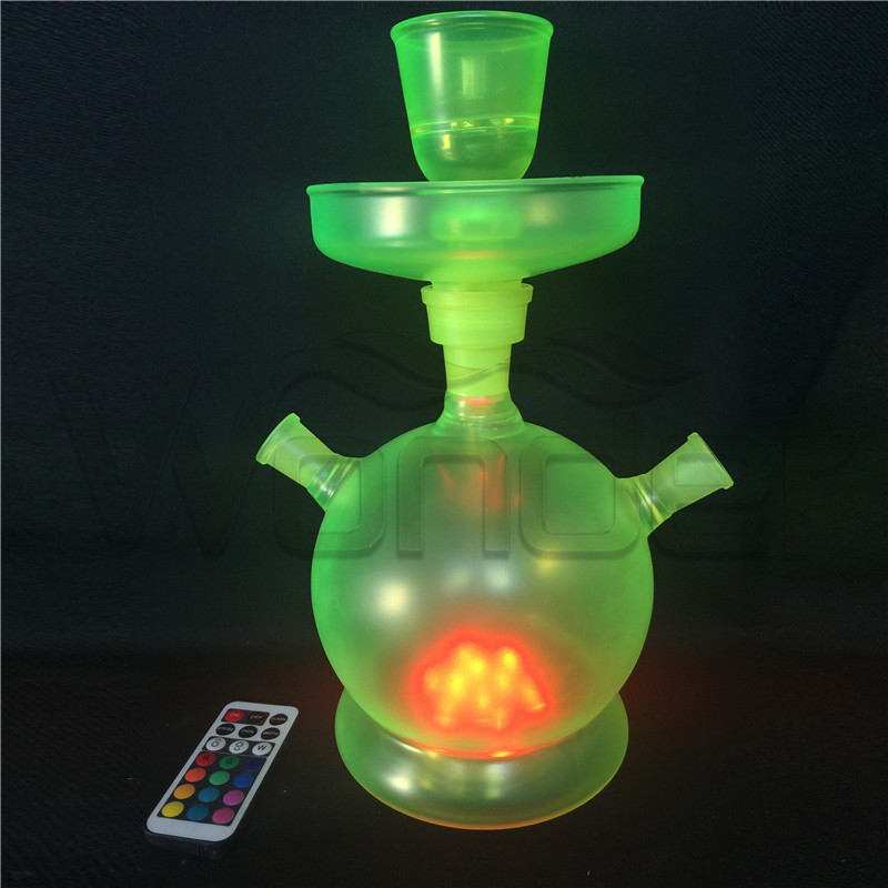 Portable Glass Hookah with OEM Service