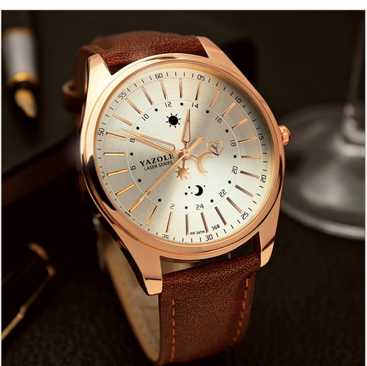 368 High Quality Watches for Men Luxury Wrist Watch Men Quartz Movement