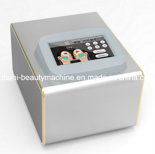 Hifu Portable High Intensity Focused Ultrasound Wrinkle Removal Beauty Machine
