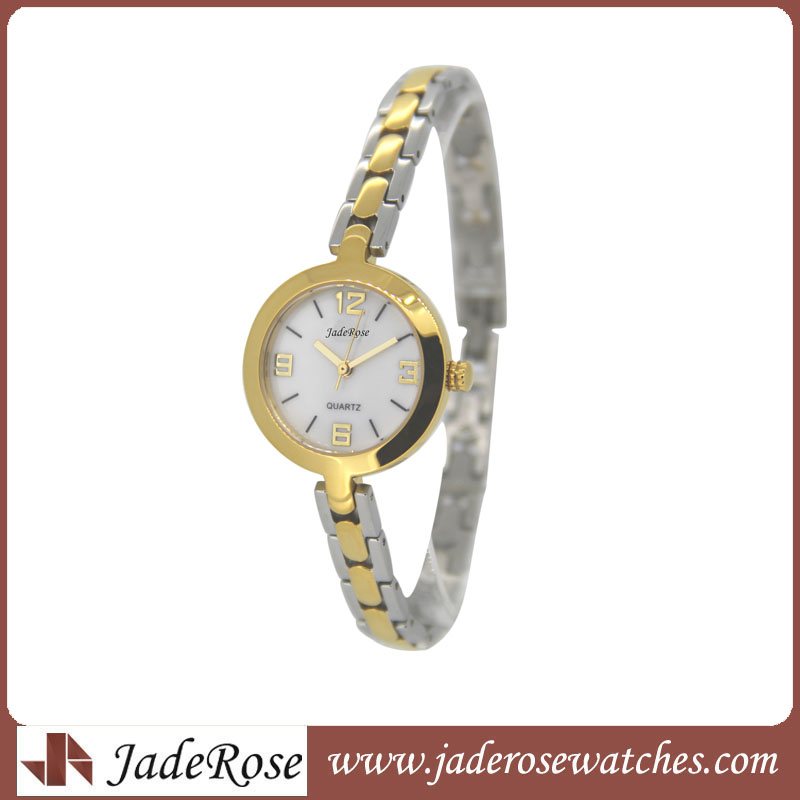 High Quality Stainless Steel Watch. Fashion Lady's Watch