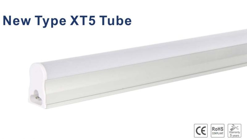 Signcomplex Energy Saving SMD2835 T5 LED Tube 12W 14W 18W with 5 Warranty Years