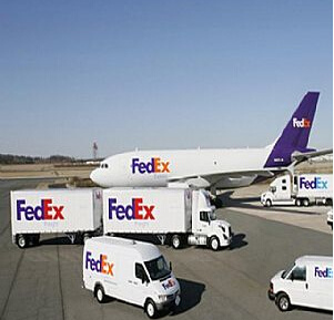 DHL UPS FedEx TNT Express From China to Canada