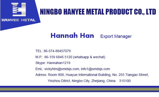 High Quality Black/Nickel Plating Hexagon Cap Weld Nut
