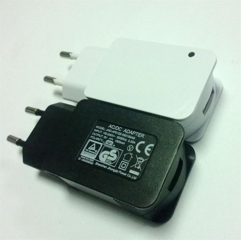 USB Charger with Customize Output 1A 2.1A