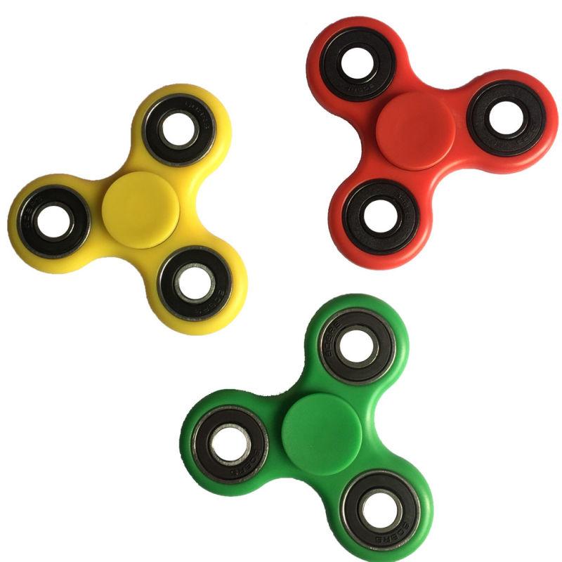 American Hot Sale Toys Plastic Metal Hand Spinner Fidget Toy Fidget Spinner
