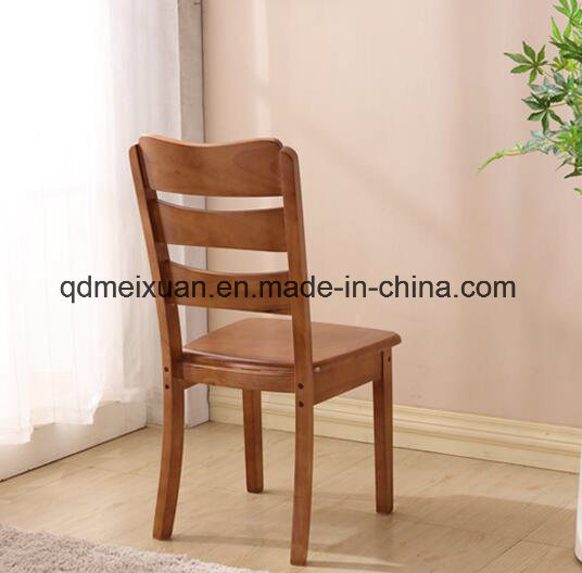 Solid Wooden Dining Chairs Living Room Furniture (M-X2457)