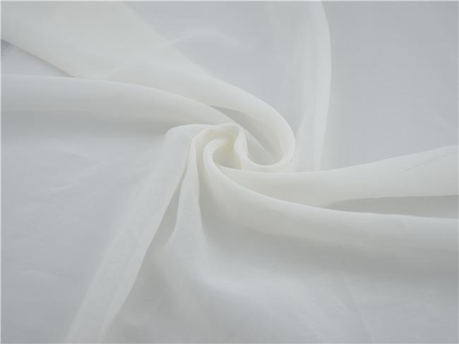 Custom 100% Silk Fabric Digital Textile Printing (TLD-0055)