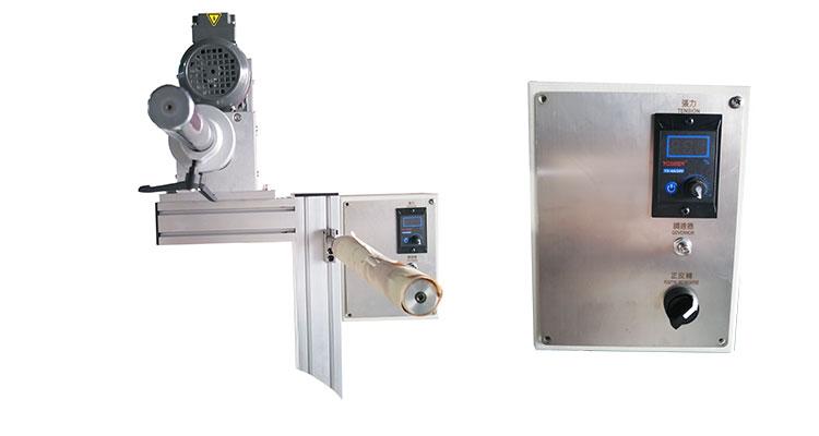 Label flatbed die cutting machine